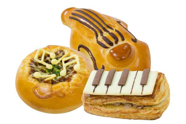 音楽祭パン