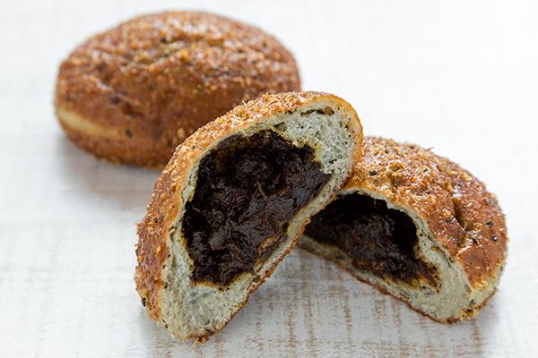 Fukami's Black Curry Bread