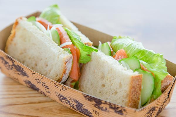 KAZE-MACHI sandwich