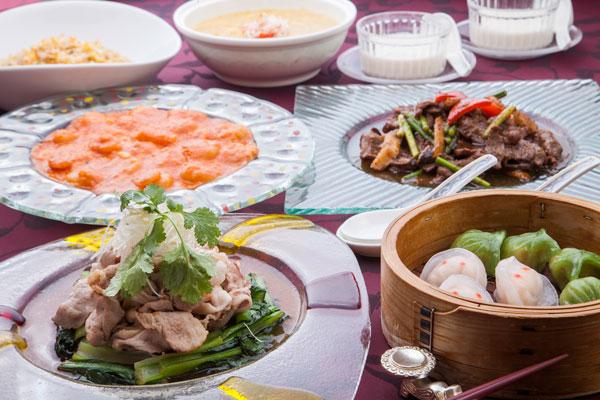 中国料理「藍海」 ファミリーセット