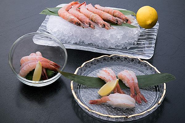 今月のおすすめ 「赤須海老」