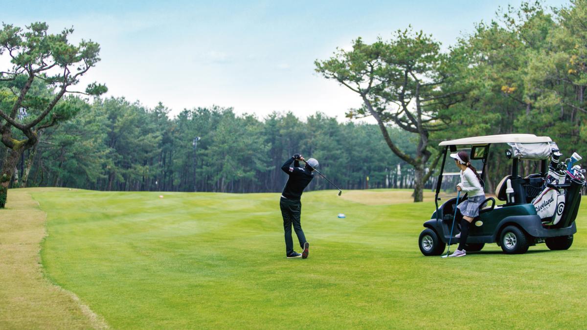 トム・ワトソンゴルフコース グリーンフィー無料券(1組4名)