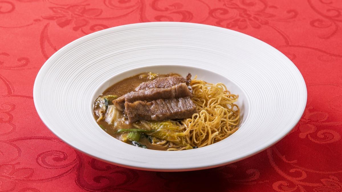 中国料理「藍海」秋の特別コース