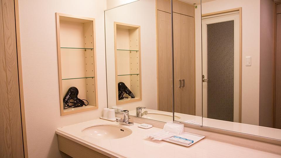 ラグゼ一ツ葉 バスルーム
