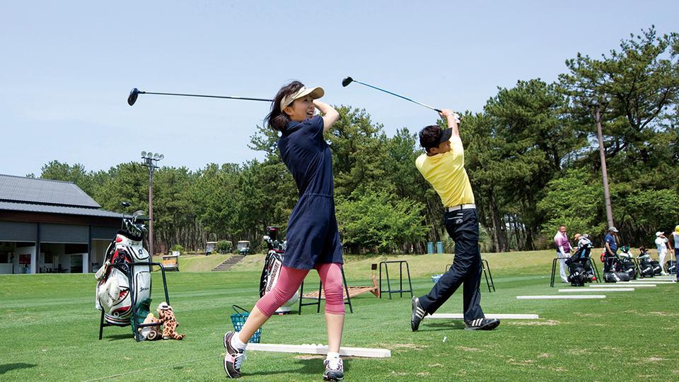ゴルフクラブ試打会
