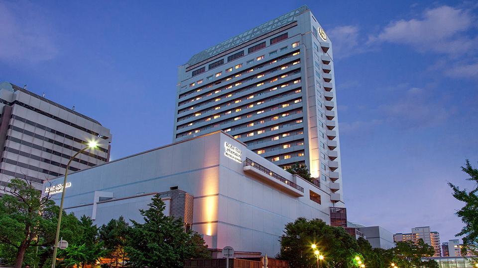神戸ベイシェラトン ホテル&タワーズ(兵庫)