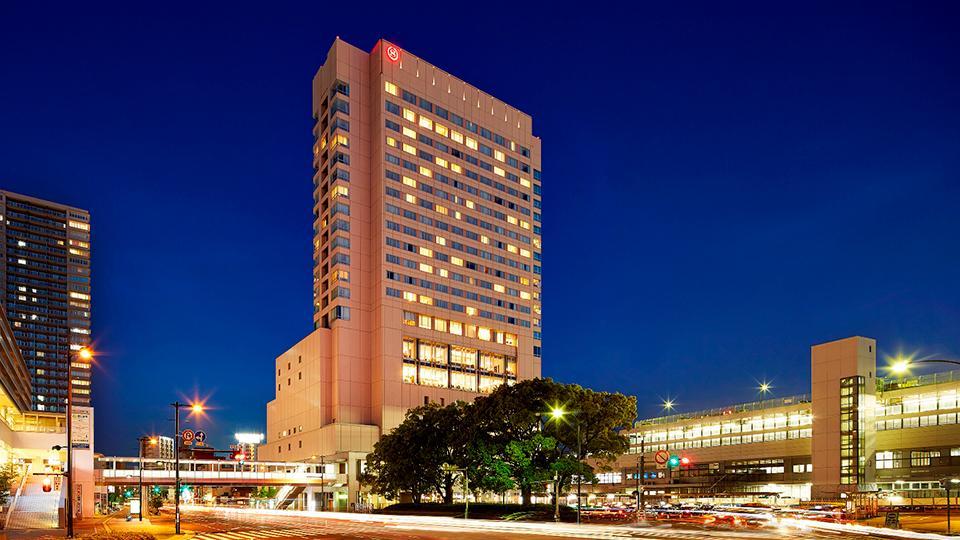 シェラトングランドホテル広島(広島)