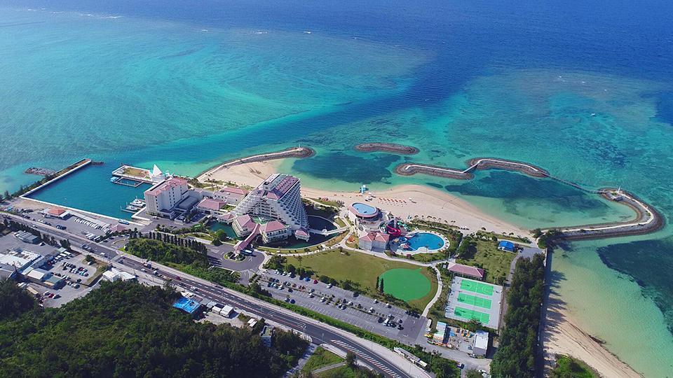 シェラトン沖縄サンマリーナリゾート(沖縄)