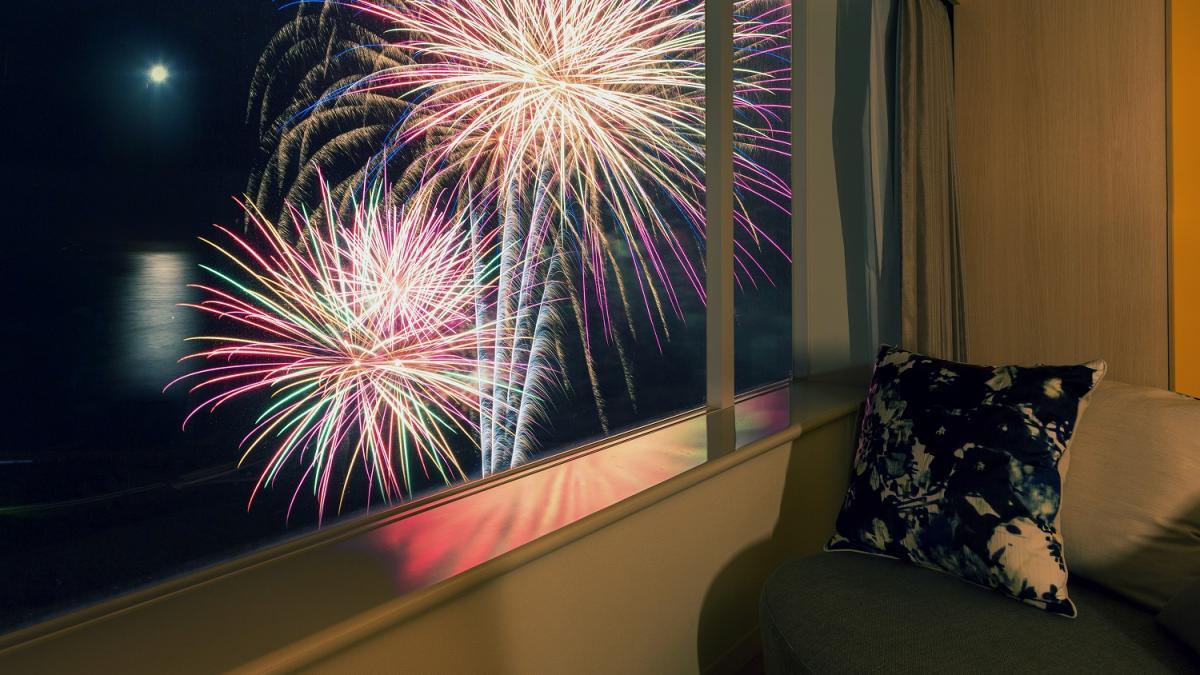 GW 満天花火を目の前で観る特等席プラン