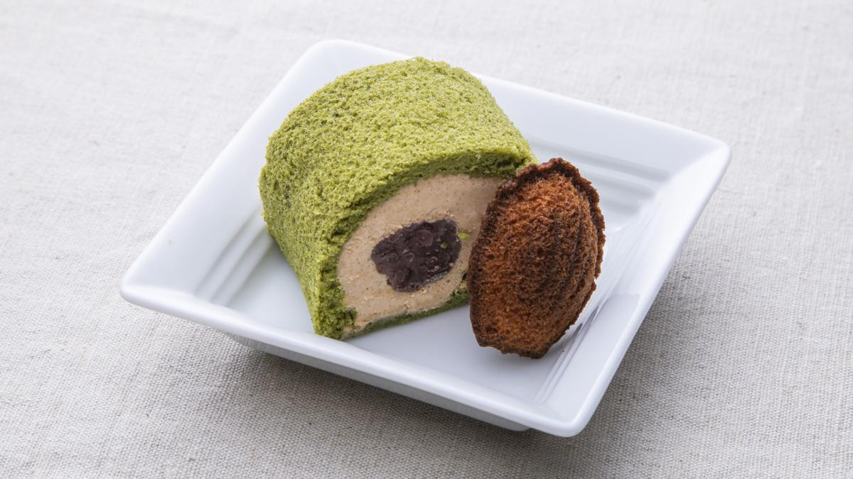 ひよしろ~る「新緑園の緑茶」