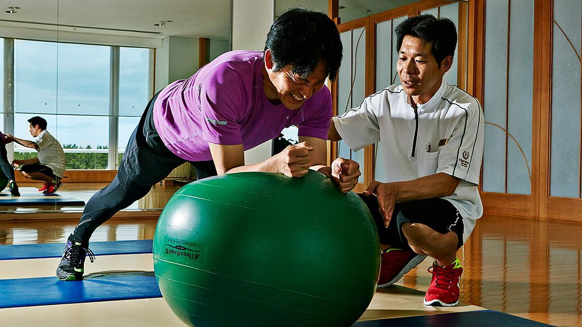コア(体幹)トレーニング