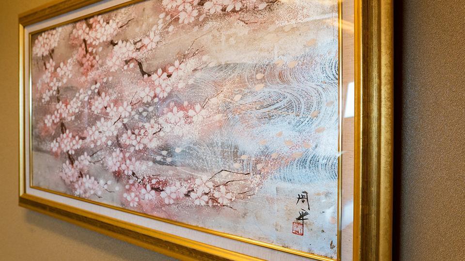 宮崎を代表する日本画家 立山周平