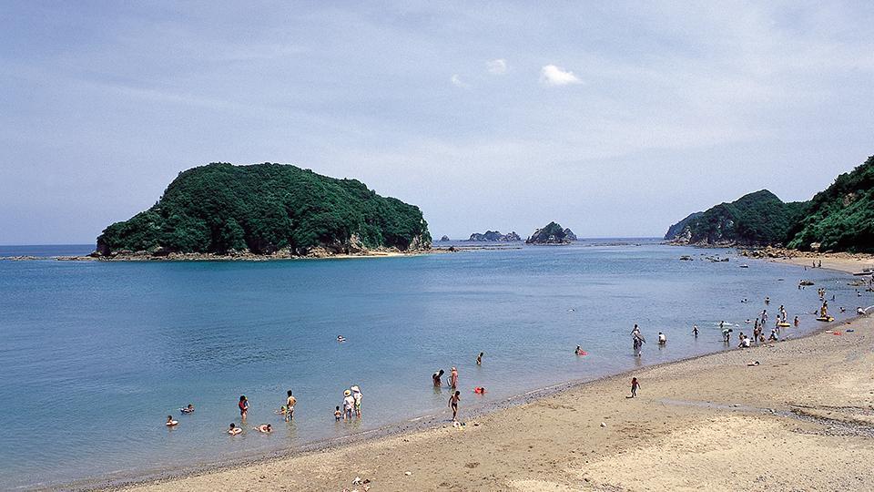 栄松ビーチ・キャンプ場