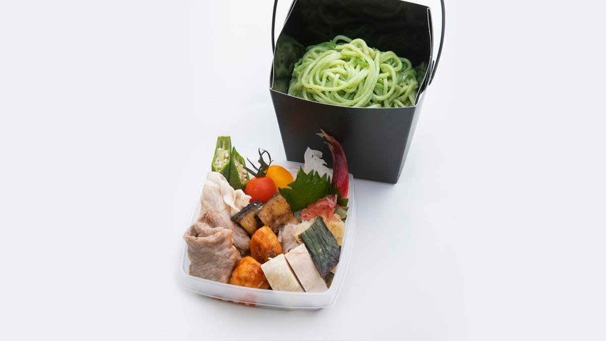 藍海特製 五目涼麺