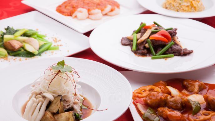 中国料理「藍海(らんはい)」