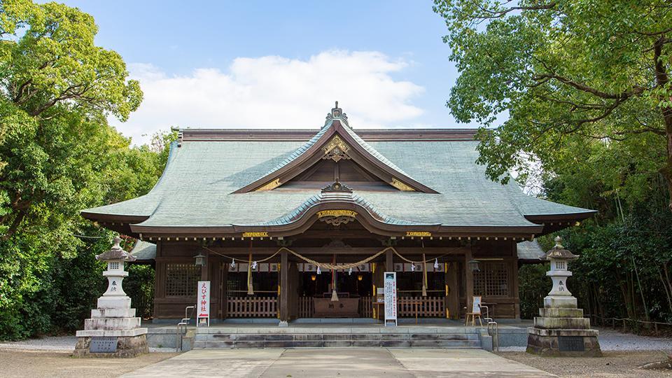 一葉稲荷神社