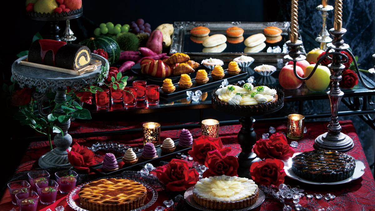 Sheraton Sweets Buffet「Halloween Party」