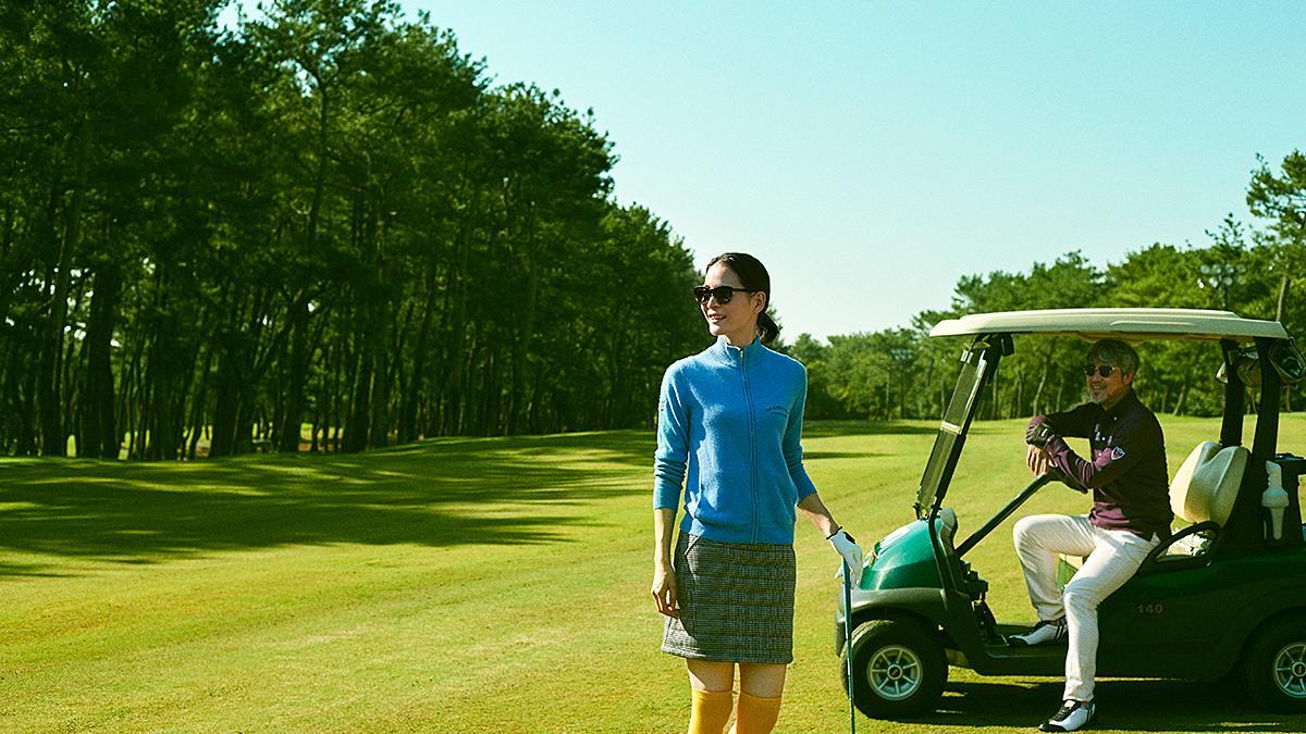 ゴルフプレー各施設1回利用可