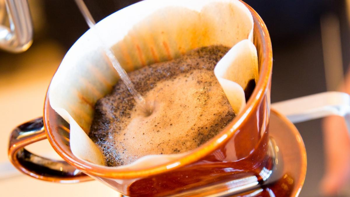 ハンドドリップコーヒー1