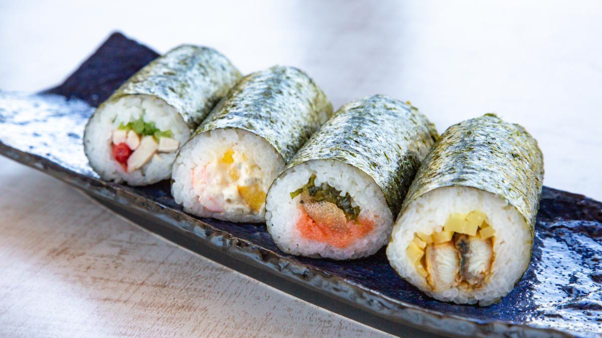 手巻き寿司 4 本セット