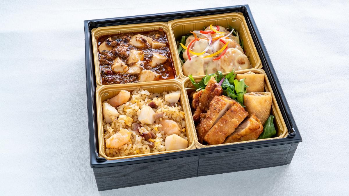 中華BOX(中国料理「藍海」)