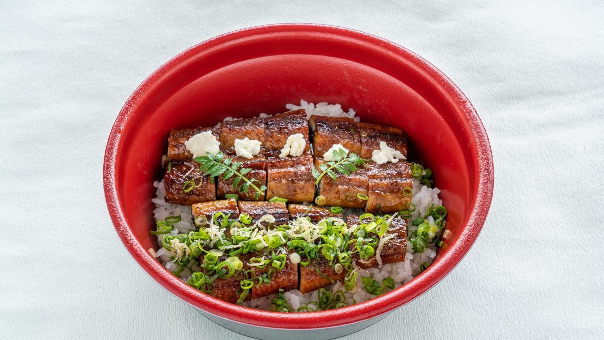 八潮の鰻丼(寿司処「八潮」)