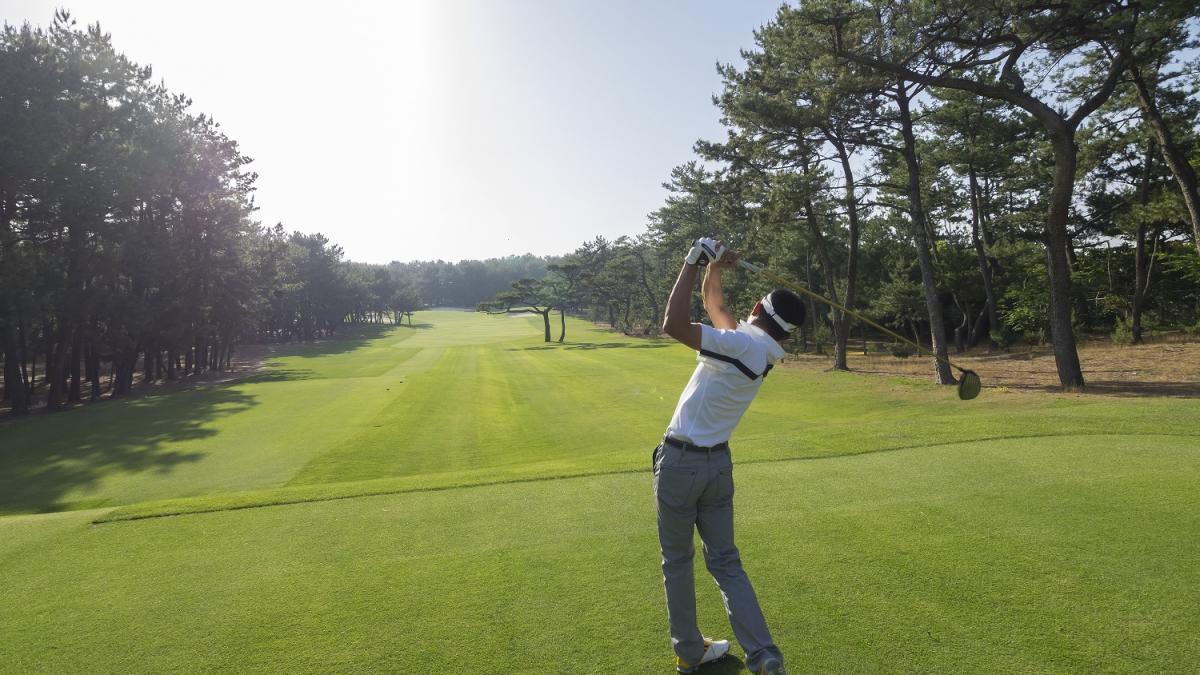 宮崎・シーガイアで愉しむリゾートゴルフ