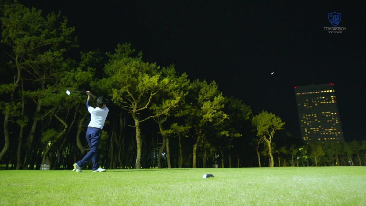 幻想的な空間で愉しむ、もうひとつのリゾートゴルフ
