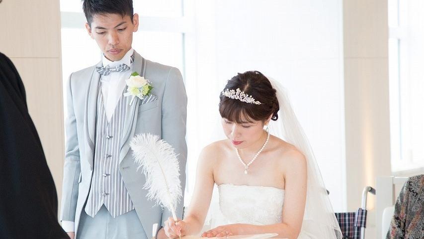 本田 昭平 様・彩 様挙式