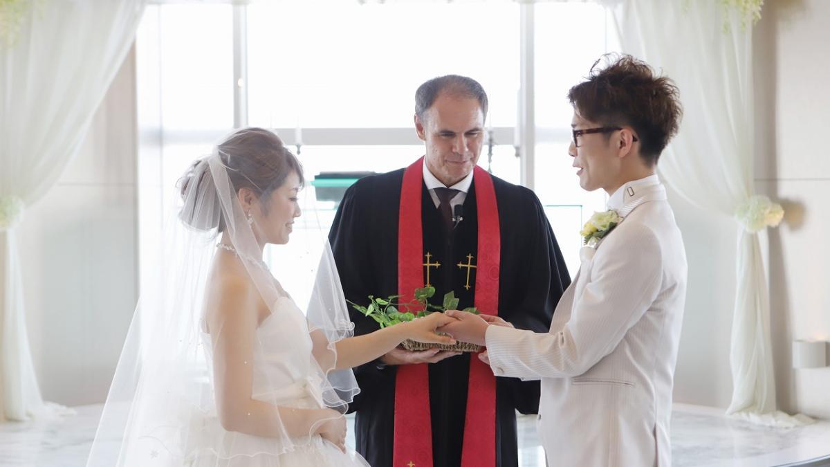 安井 俊太 様・響子様挙式