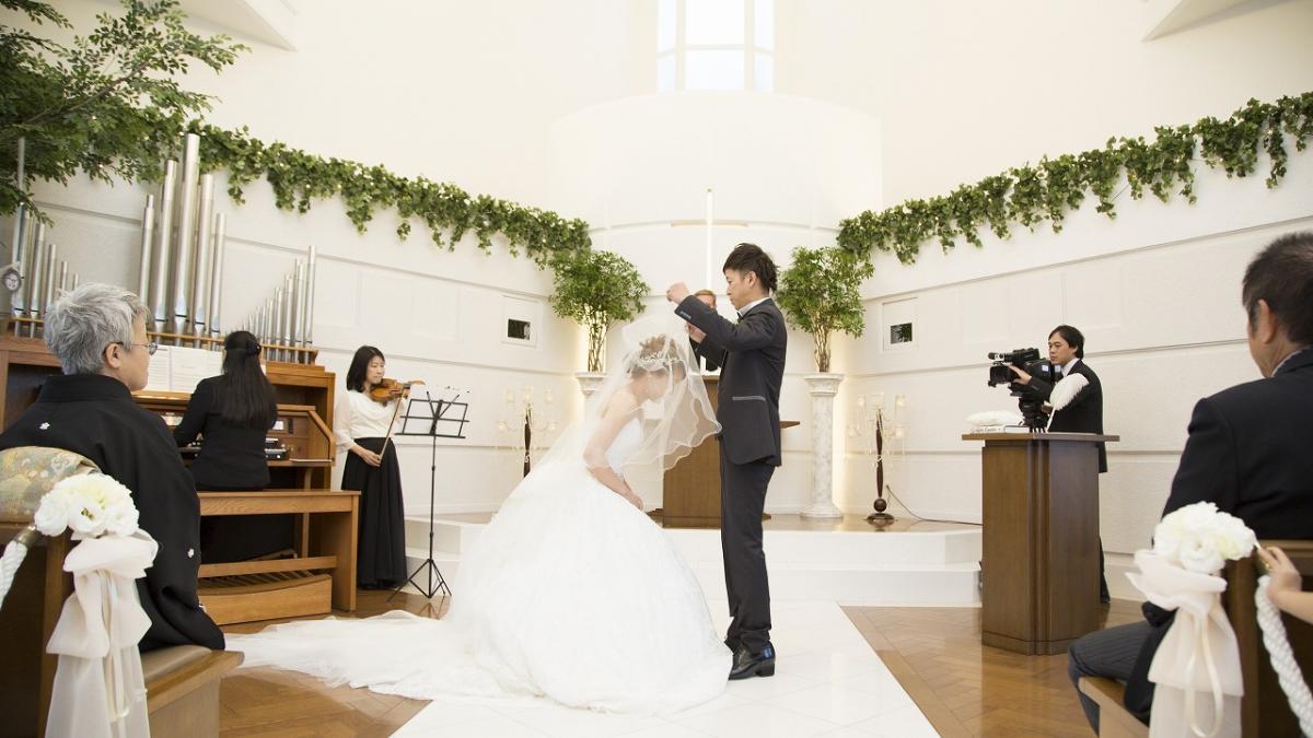 安藤 勇貴様・佳那様挙式