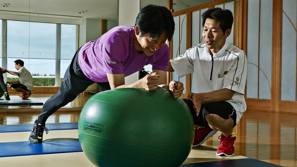 トレーニングトレーナー