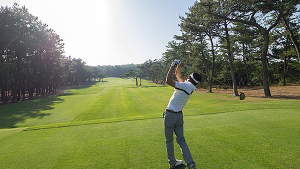 リゾートゴルフ 満喫プラン