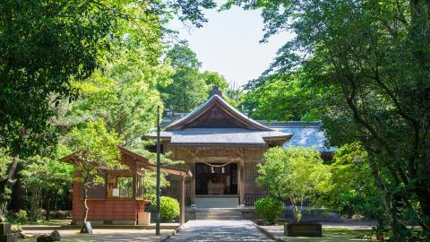 みそぎ池/江田神社
