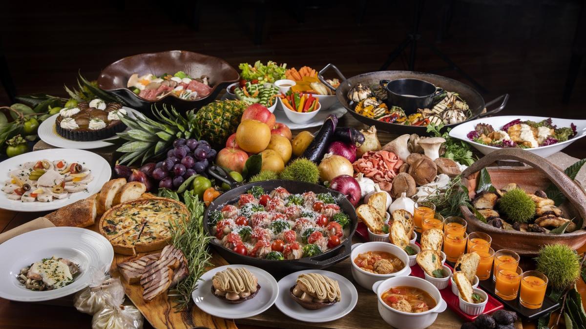 「パインテラス」秋の収穫祭