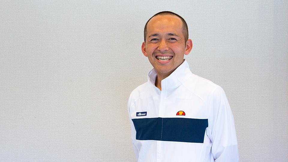 熊谷宗敏コーチ