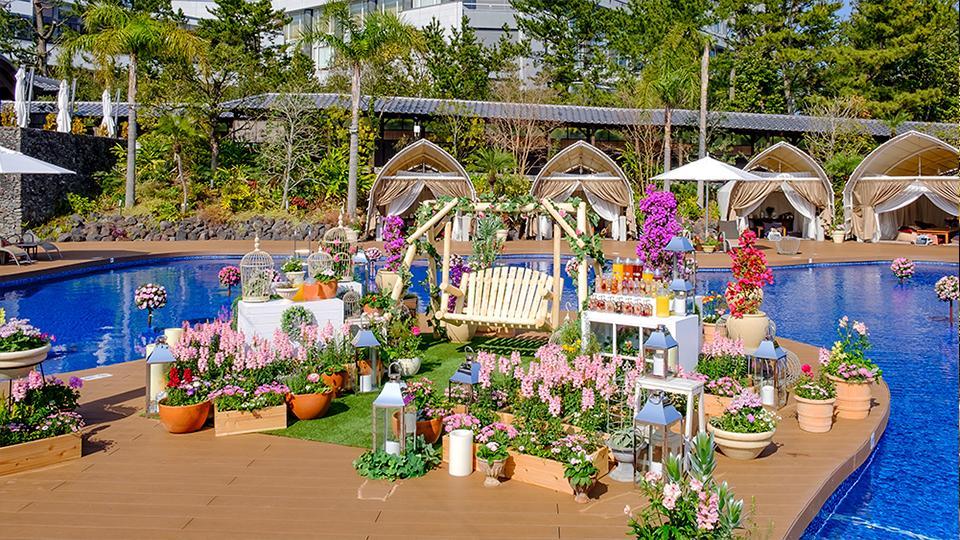 FLOWER LIVING ~春のガーデンパーティー~