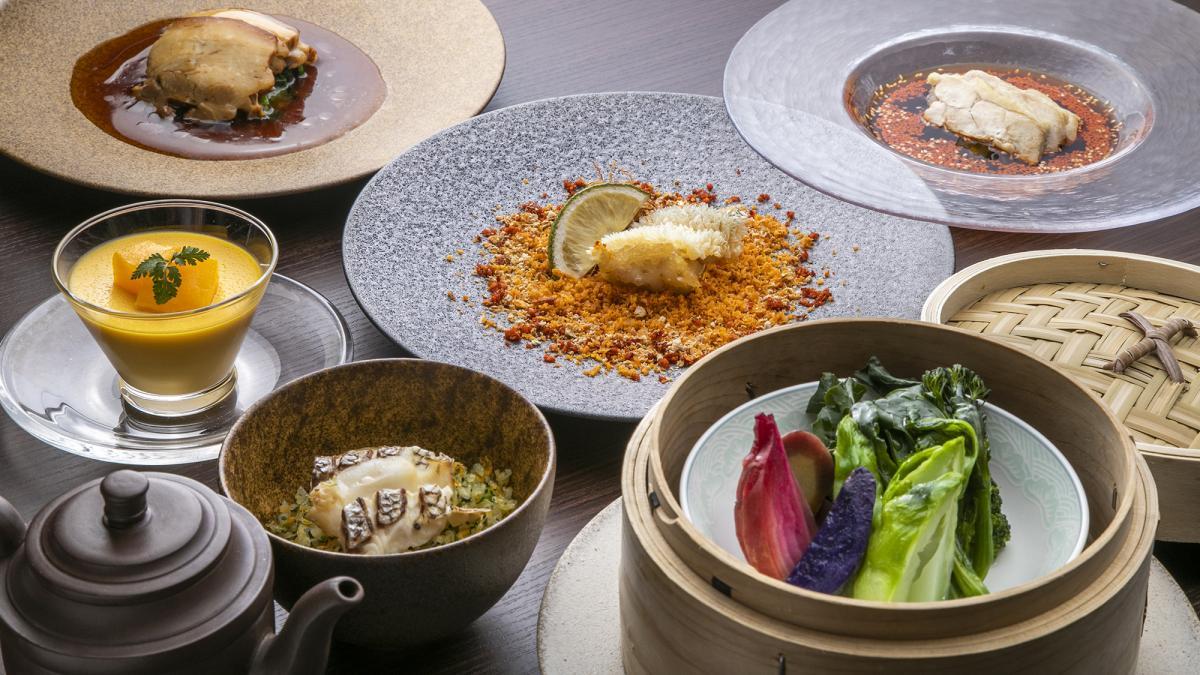 渾身の中国料理