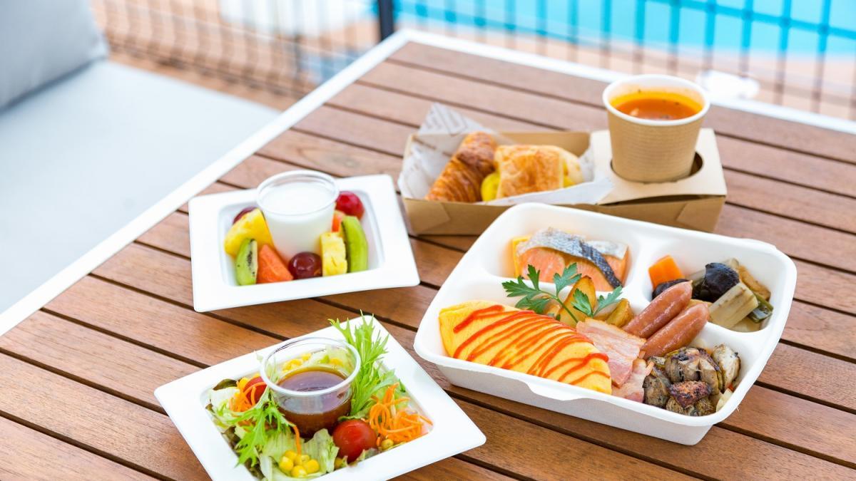 【夏休み限定】朝食テイクアウトセット