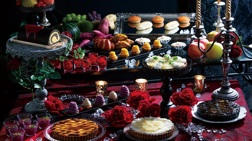 Sheraton Sweets Buffet「Halloween Party」