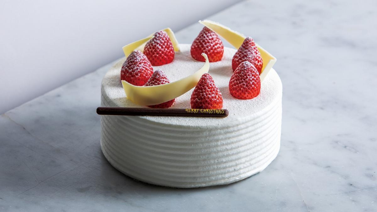 生クリームケーキ