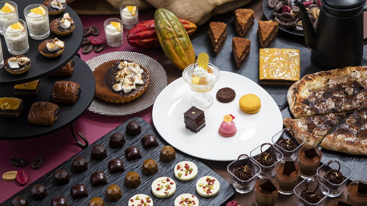 Sheraton Sweets Buffet「Chocolate Party」