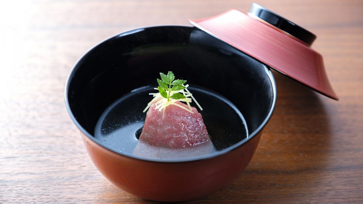 うしのみや東京 究極の牛肉割烹コース