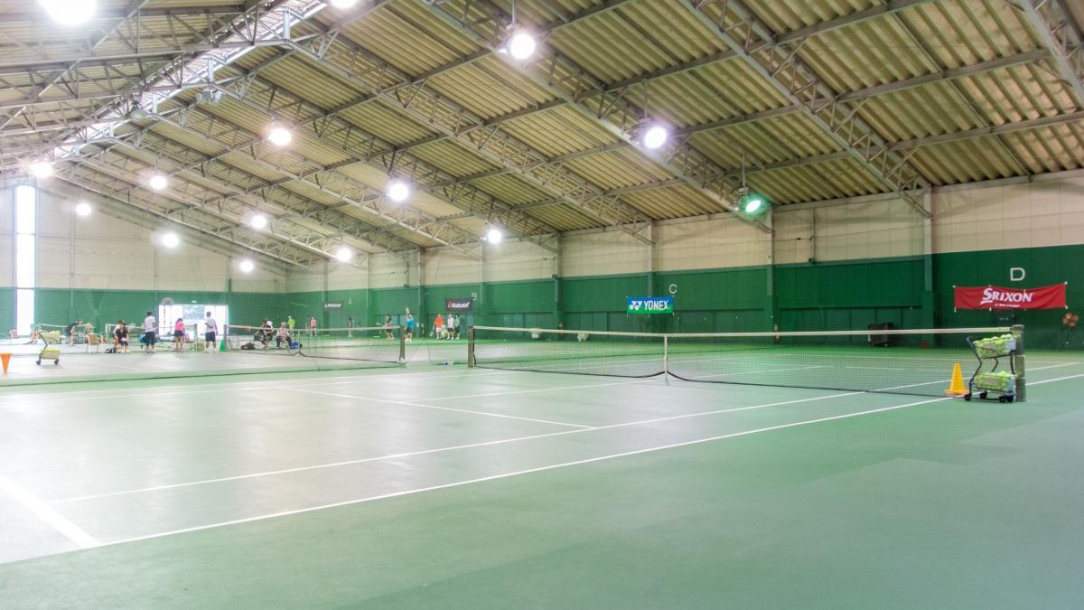 テニスアカデミー