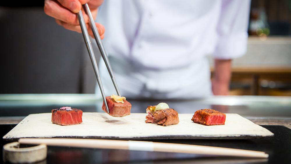 宮崎牛を味わえるレストラン