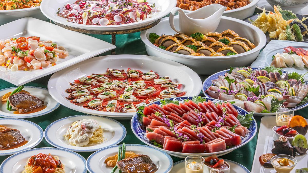 夏休みスペシャルディナー