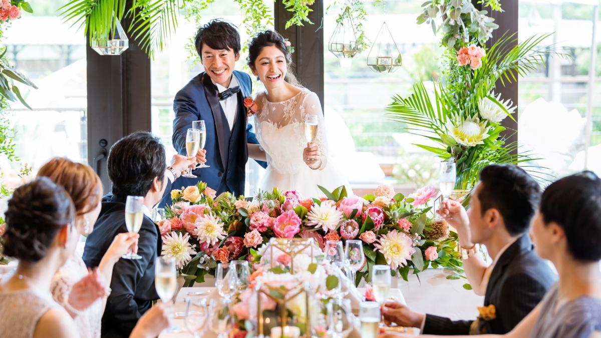 【宮崎牛試食付】レストランウエディング★リゾート婚体感フェア