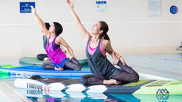 SUP Yoga(サップヨガ)