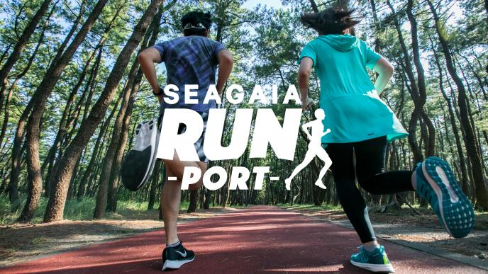 SEAGAIA RUN PORT