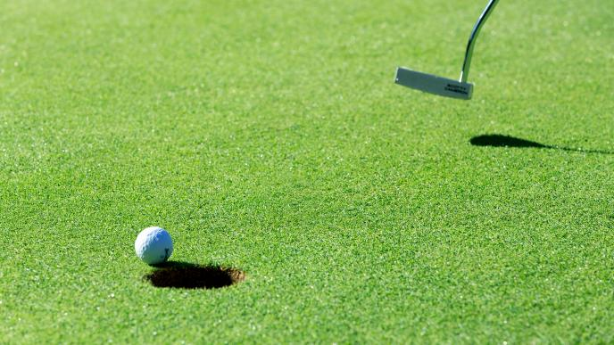 ゴルフ付き宿泊プラン